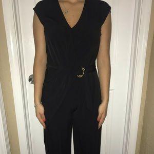 Brand New Beautiful Black Michael Kors Jumpsuit